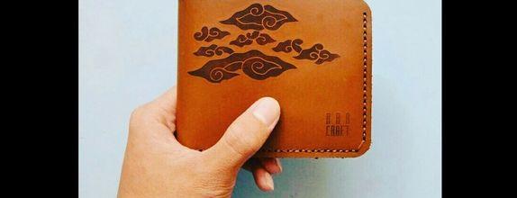 Dompet Kulit Bifold untuk Pria - VESAK