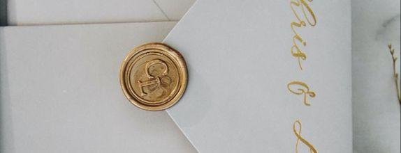 Wax Seal Button