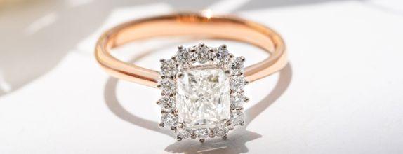 CALLIOPE DIAMOND RING