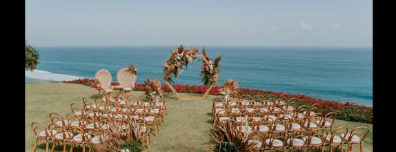 The Ungasan Wedding Package
