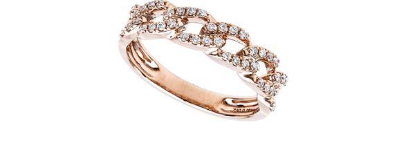 SIORAI Almeda Ring 03200832 Cincin Berlian Size 4-15 (Pre-Order)