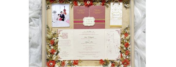 Invitation Memorable Frame