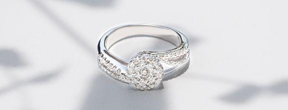CECILIA DIAMOND RING