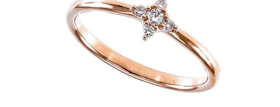 SIORAI LUCY Ring 11202212 Cincin Berlian Size 4-12 (Pre-Order)