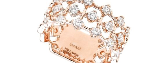 SIORAI Anais Ring 03201052 Cincin Berlian Size 4-15 (Pre-Order)