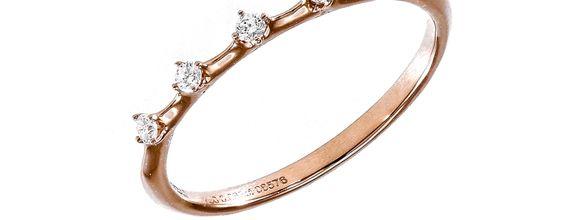 SIORAI NOVA Ring 11202342 Cincin Berlian Size 4-12 (Pre-Order)