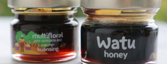 Pure Honey for Wedding Favors