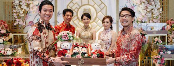 Sangjit + Wedding Organizer Service by JP Wedding Enterprise