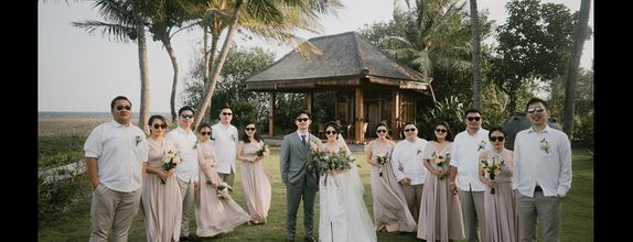 Bali Wedding Package by Team