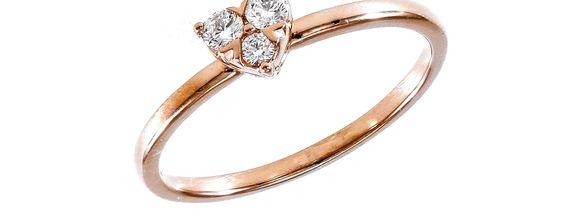 SIORAI SAMANTHA Ring 11202392 Cincin Berlian Size 4-12 (Pre-Order)