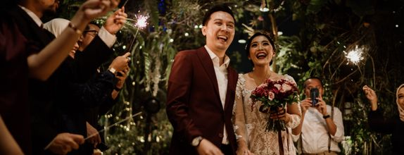 Half-day Wedding Photo, Video & Live Streaming