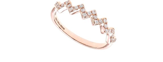 SIORAI Cheryll Ring 03200812 Cincin Berlian Size 4-15 (Pre-Order)