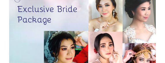 Exclusive Bride Package