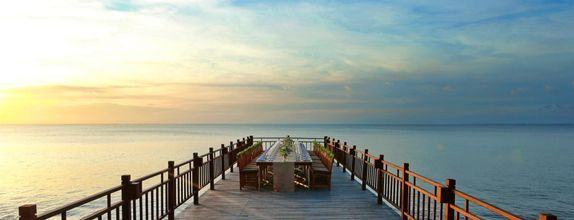 SWEET ESCAPE AT KISIK PIER COMPLETE PACKAGE 30 GUESTS