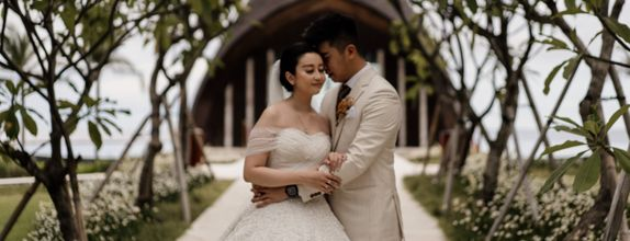 Half-day Wedding Photo, Video & Live Streaming