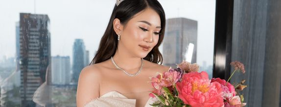 Wedding Makeup - Silver Package
