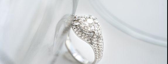 FREYA DIAMOND RING