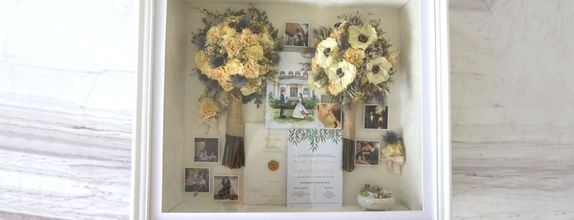 Flower Preservation - Classic Plus Package