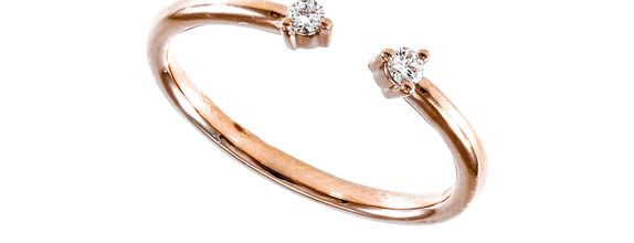 SIORAI Ariana Ring 11202192 Cincin Berlian Size 4-12 (Pre-Order)