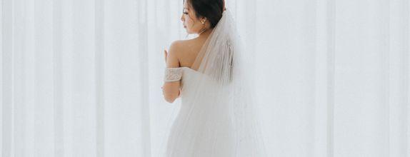 Ready Rent Wedding Gown (Lavish)