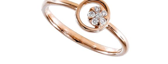 SIORAI MADELYN Ring 11202142 Cincin Berlian Size 4-12 (Pre-Order)