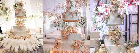 Best Seller Wedding Cake - 5 Tiers