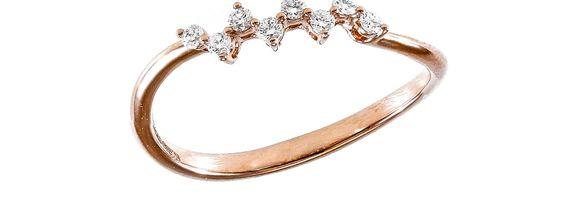 SIORAI EVE Ring 11202332 Cincin Berlian Size 4-12 (Pre-Order)