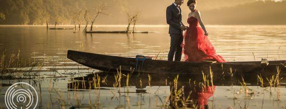 Bali Sunrise Halfday Pre-Wedding - Special Offer