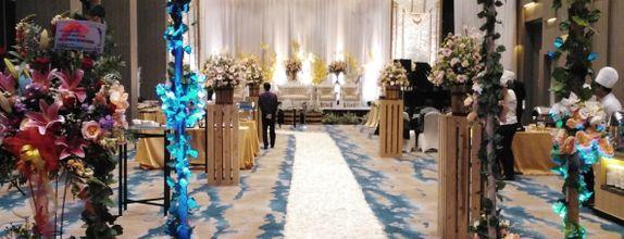 Wedding Package Palatial Lotus