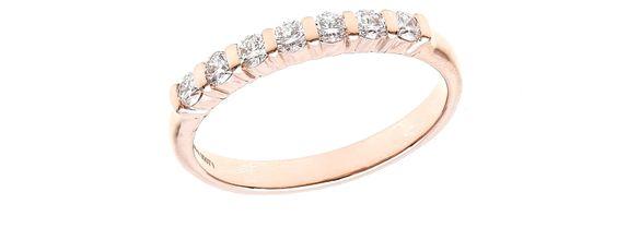 SIORAI Laquitta Ring 02200512 Cincin Berlian Size 4-15 (Pre-Order)
