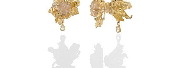 Wanita dan Biang - Medium Subeng with Drucy Gold Dip