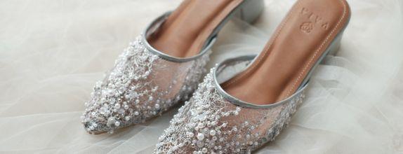 Wedding Shoes Custom Basic (heels 7-9cm)