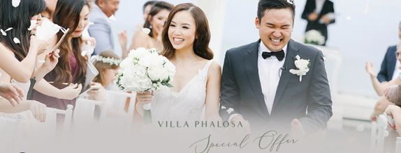 Phalosa Villa x baliVIP Wedding