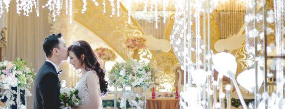 International Wedding Package 500 pax | Paket Pernikahan Internasional