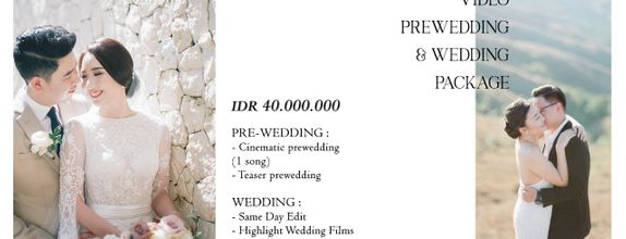 Video Prewedding & Wedding