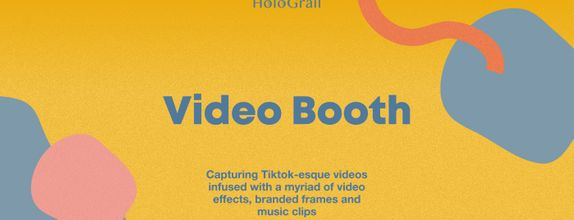 Video Booth - 3 Hours