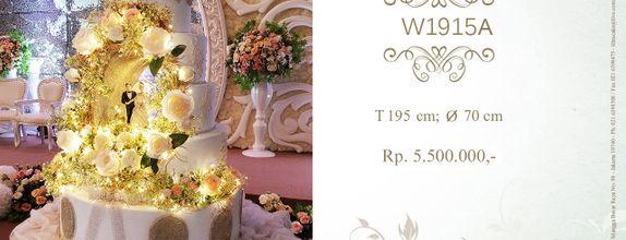 Kue Pengantin, Kue Ulang Tahun, Wedding Cake, Birthday Cake