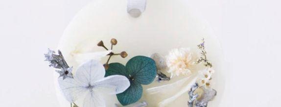 Botanical Wax Sachet Mandarin Jasmine