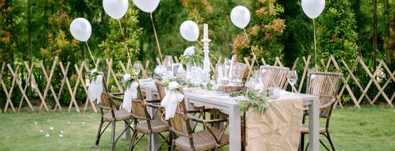 Garden Party Package