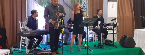 Music Entertainment Wedding Band, OT, Pop, Oldies, Dangdut, Campursari