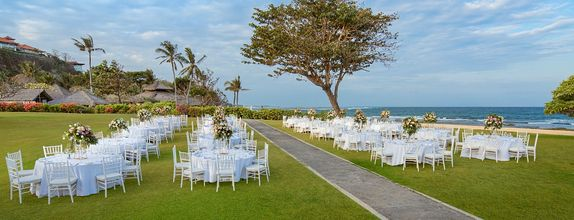 Hilton Bali Wedding Package for 50 pax