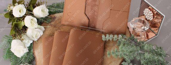 Eliot Passport Cover Luxury
