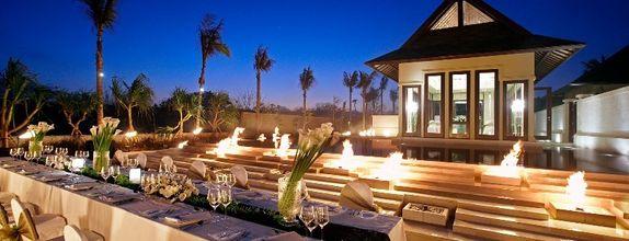 The St Regis Bali - Elegant Dinner Package
