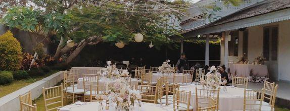 Villa Hasian - Bali Garden Wedding Package