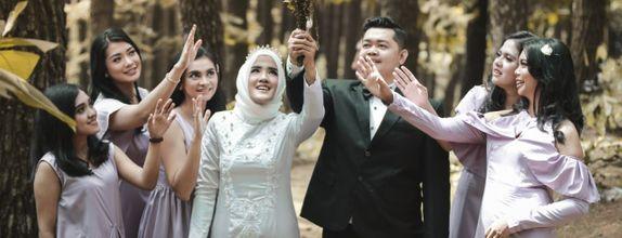 Prewedding Ajeng dan Riza