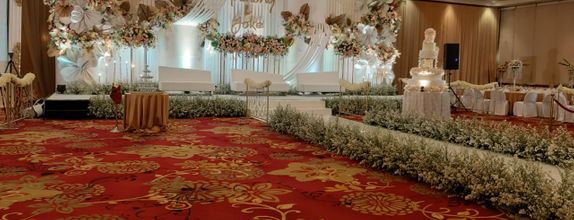 HOTEL REDTOP PECENONGAN (ALL IN WEDDING PACKAGE- Reception)
