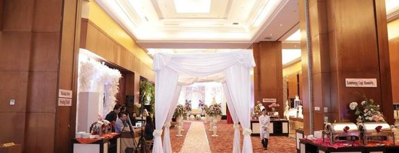 BEST WESTERN MANGGA DUA (ALL IN WEDDING PACKAGE) - RECEPTION
