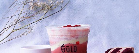 Gulu Gulu - Cheese Redvelvet Cake