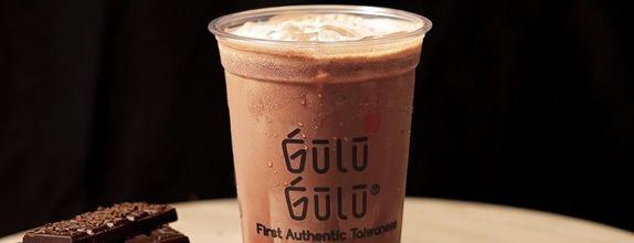 Gulu Gulu - Cheese Ultimate Dark Choco