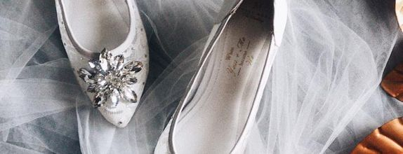 Starla Shoes - Pre Order Wedding Shoes